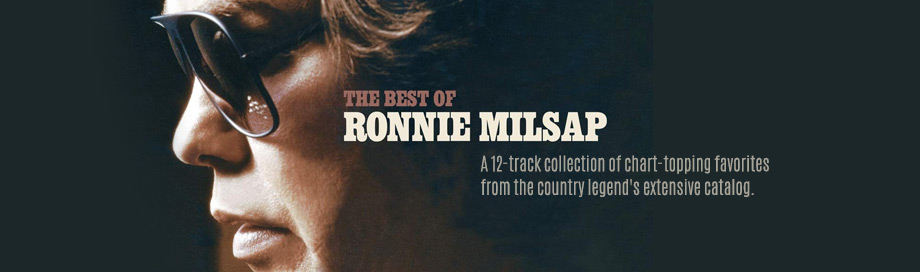 Ronnie Milsap on sale