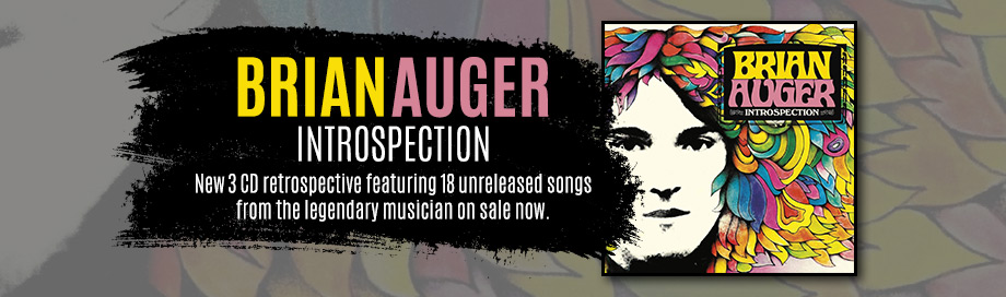 Brian Auger on sale