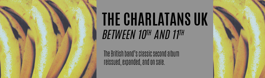 The Charlatans UK on sale