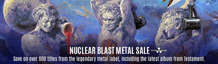 Nuclear Blast Metal Sale