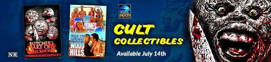 Cult Collectibles from Full Moon Features