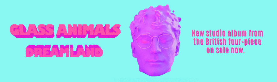 Glass Animals on sale