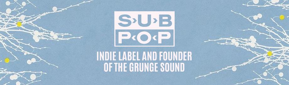 Sub Pop Sale