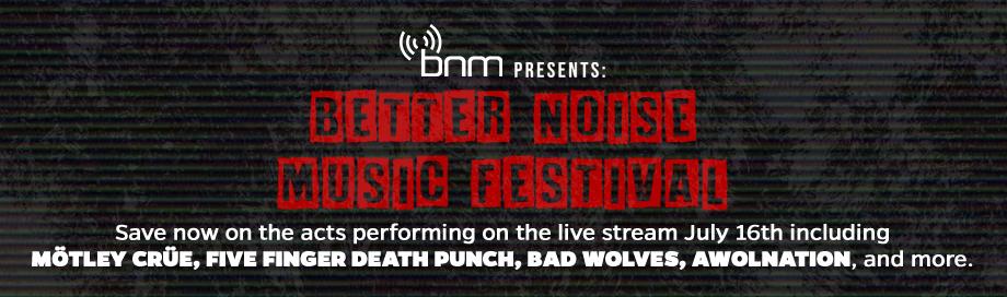 better noise, music festival