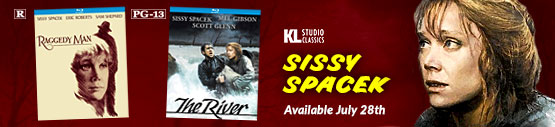Starring Sissy Spacek from KL Studio Classics