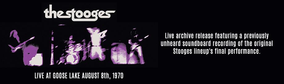 Deep The Stooges on sale
