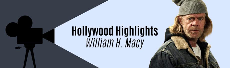 deep William H Macy