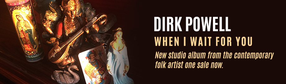 Dirk Powell on sale