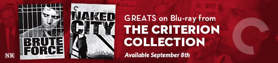 Greats on Blu-ray from the Criterion Collection
