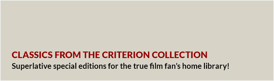Classics from the Criterion Collection
