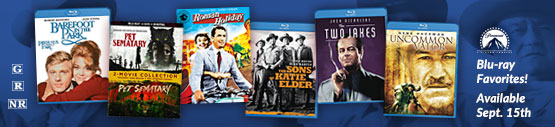 Favorites on Blu-ray from Paramount