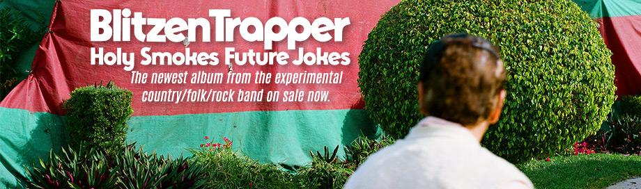Blitzen Trapper on sale