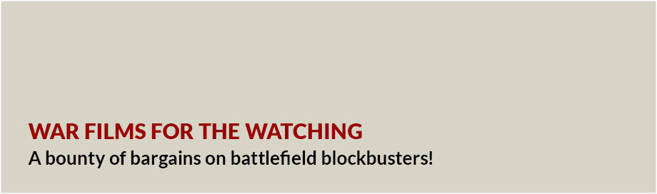 War Films for the Watching