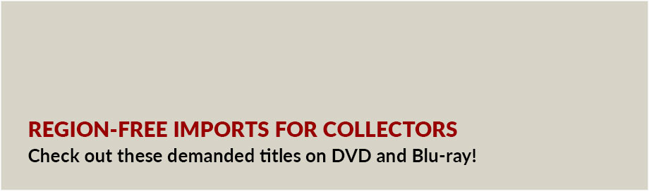 Region-Free Imports for Collectors