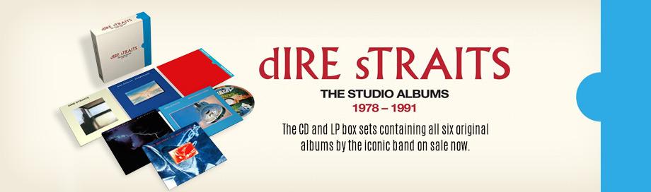 Dire Straits on sale