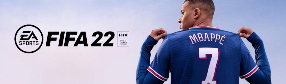 FIFA 22 on sale