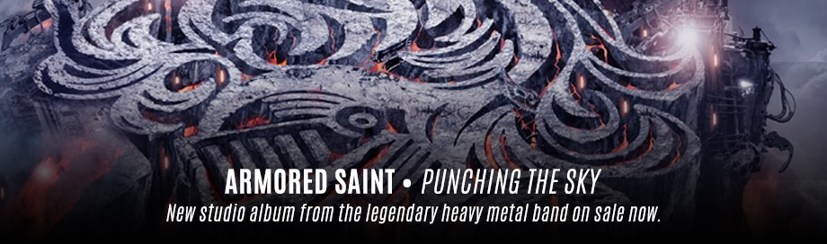 Armored Saint on sale