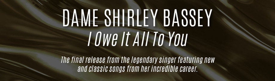 Dame Shirley Bassey on sale
