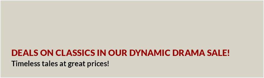 Dynamic Drama Sale
