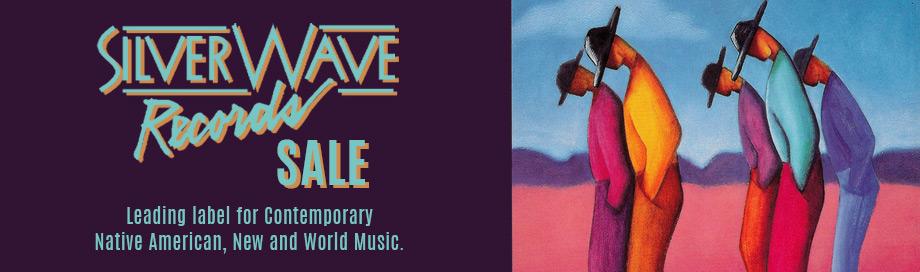 Silver Wave Label Sale