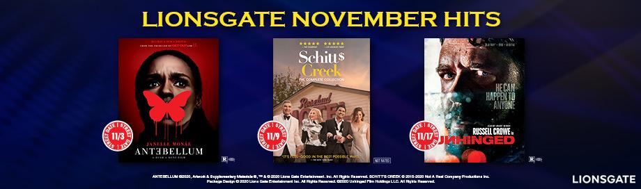 Lionsgate Sale