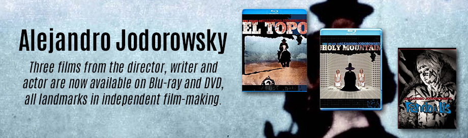 Alejandro Jodorowsky on sale