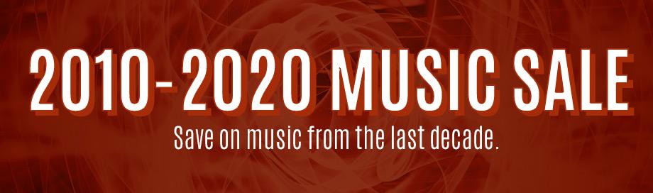 2010 Music Sale