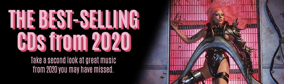 2020 CD Top Sellers