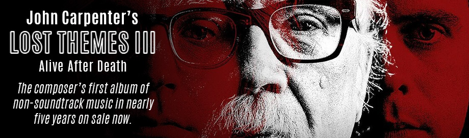 John Carpenter on sale