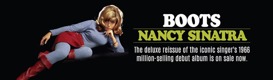 Nancy Sinatra on sale