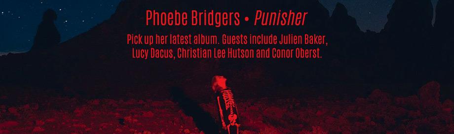 Phoebe Bridgers on sale