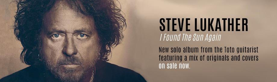 Steve Lukather on sale