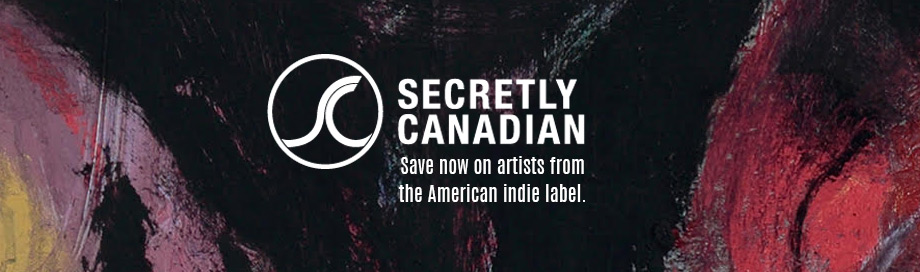 Secretly Canadian Label Sale