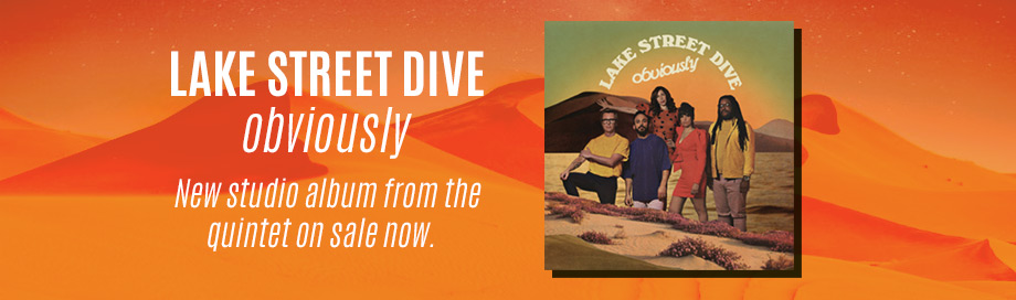 Lake Street Dive on sale