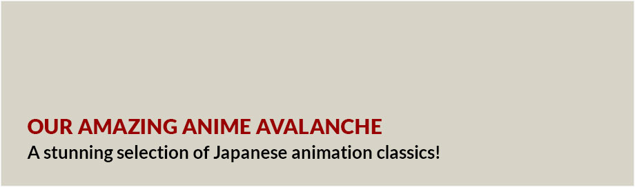 Our Amazing Anime Avalanche