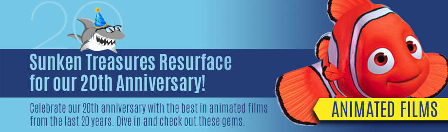 deep 20th anniversary animated films