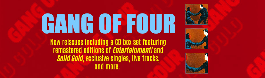Gang of Four on sale