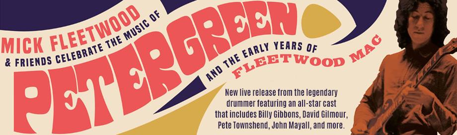 Mick Fleetwood on sale
