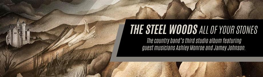Steel Woods on sale
