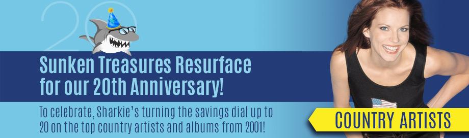 deep 20th anniversary country music