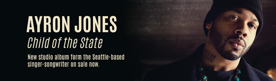 Ayron Jones on sale