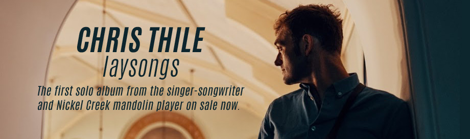 Chris Thile on sale