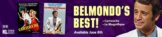 Belmondo's Best from Kino Lorber Studio Classics