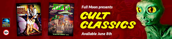 Cult Classics from Full Moon Pictures