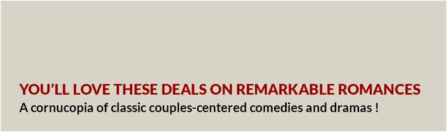 Remarkable Romance Sale