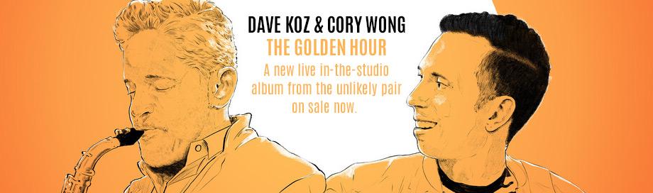 Dave Koz on sale