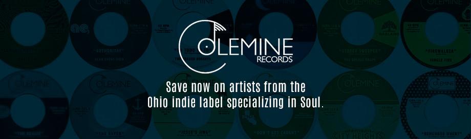Colemine Records Sale