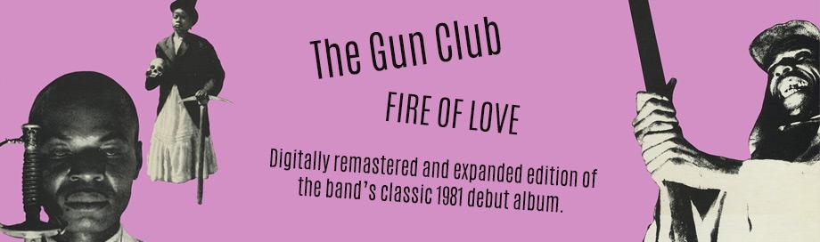 The Gun Club on sale