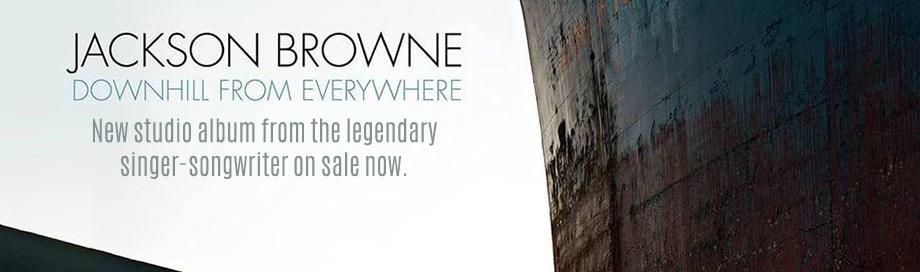 Jackson Browne on sale