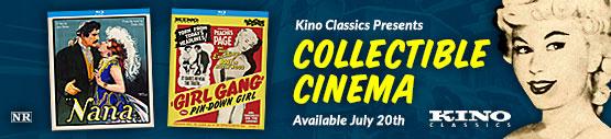 Collectible Cinema from Kino Classics
